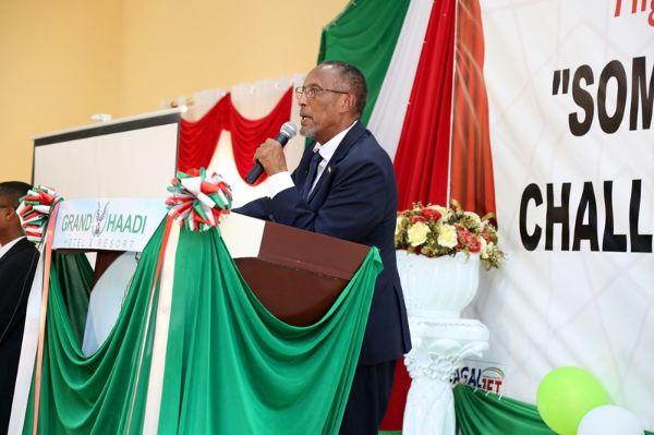 President Bihi Attends Inauguration Ceremony of Berbera Economic Free Zone