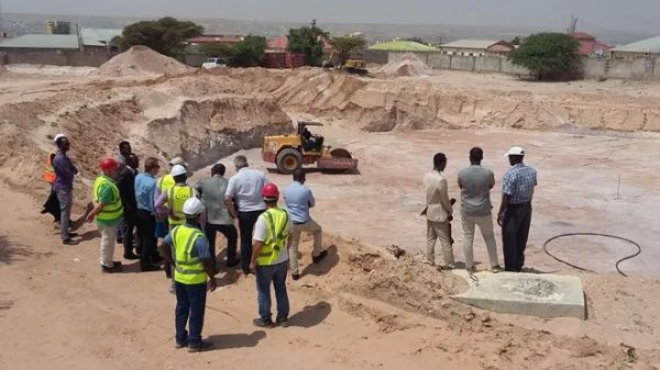 £31 million awarded by the UK for development projects in Somaliland