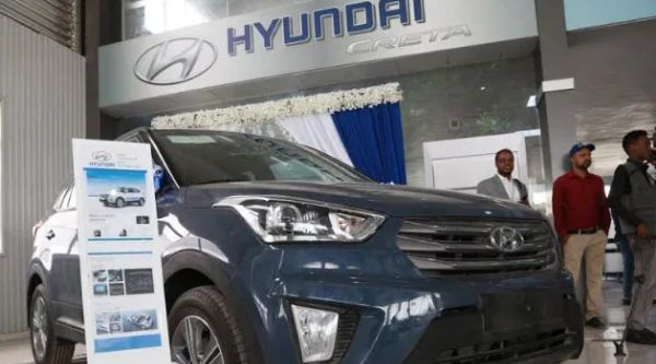 Hyundai sets shop in Somaliland stamping confidence in the country's stability
