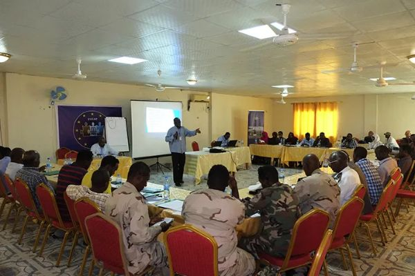 Somaliland Attorney General's Office and EUCAP host Maritime Legislation workshop in Berbera