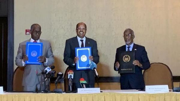DJIBOUTI SUMMIT ON SOMALILAND-SOMALIA RELATIONS: A SEARCH FOR A BROAD-BASED ROAD-MAP
