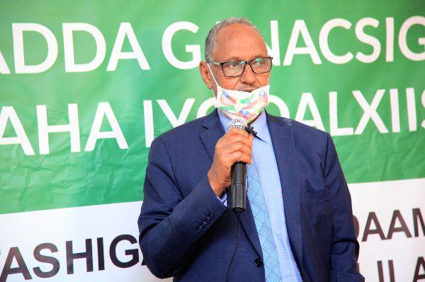 Shirka Wadatashiga Xeer-Nidaamiyaha Xeerka Shirkadaha Somaliland.