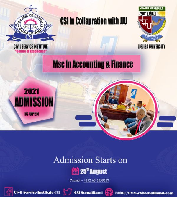Admission Starts on 25th August 2021